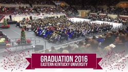 EKU Class of 2016 (Images and Tweets)